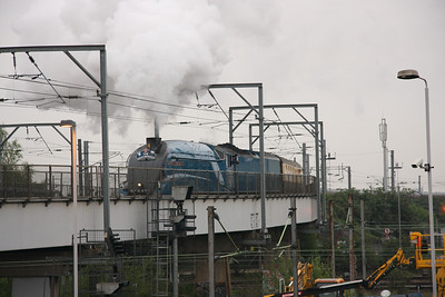 Apr 16th - 18th 2011 Capital Steam, Mid Norfolk & others