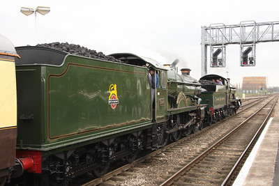Apr 1st - 3rd 2011 Tyseley & SVR