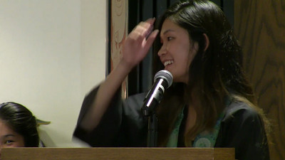 Marisa Sanwo Dharma Talk pt 1 of 4 at 2011 College Conference