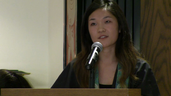 Marisa Sanwo Dharma Talk pt 4 of 4 at 2011 College Conference