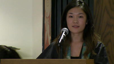 Marisa Sanwo Dharma Talk pt 3 of 4 at 2011 College Conference
