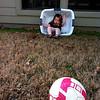 Anna's mad goalie skills