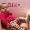 Ellen's new chair from Grandma & Grandpa