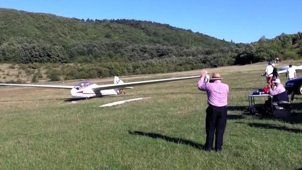 2011 Kriszti Glider Trip