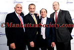 Ken Langone, Joseph Zuckerman, MD, Andrew Rosenberg, MD, Gary D. Cohn attend 2011 NYU Hospital for Joint Diseases (HJD) Founders Gala on Tuesday, November 1st, at The American Museum of Natural History Rose Center for Earth and Space, 81st Street between Central Park West and Columbus Avenue, Manhattan, New York City, NY. PHOTO CREDIT: ©Manhattan Society.com/Christopher London