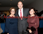 Elisabeth Cohen, Gary Cohn, Lisa Pevaroff Cohn attend 2011 NYU Hospital for Joint Diseases (HJD) Founders Gala on Tuesday, November 1st, at The American Museum of Natural History Rose Center for Earth and Space, 81st Street between Central Park West and Columbus Avenue, Manhattan, New York City, NY. PHOTO CREDIT: ©Manhattan Society.com/Christopher London