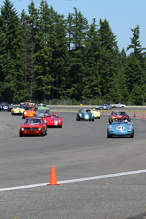 2011 Pacific Northwest Historic Races