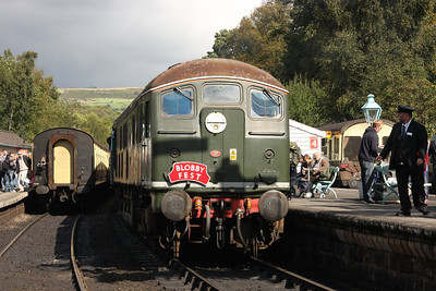 Sept 17th - 19th 2011 NYMR & Wensleydale