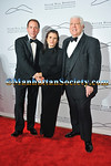 Michael Cominotto, Carrie Fisher, Dennis Basso attend 2011 Silver Hill Hospital Gala on Thursday, November 3rd at Cipriani 42nd Street, New York City, NY  PHOTO CREDIT: ©Manhattan Society.com/Joe Corrigan
