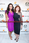 Padma Lakshmi, Susan Sarandon attend 2011 Somaly Mam Foundation East Coast Gala on Thursday, October 20, 2011 at Espace, 635 West 42nd Street, New York City, NY.  PHOTO CREDIT: ©Manhattan Society.com/Christopher London