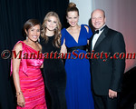 Somaly Mam, AnnaLynne McCord, Petra Nemcova, Phil Kowalczyk, President, The Body Shop America's attend 2011 Somaly Mam Foundation East Coast Gala on Thursday, October 20, 2011 at Espace, 635 West 42nd Street, New York City, NY.  PHOTO CREDIT: ©Manhattan Society.com/Christopher London