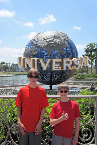 At Universal