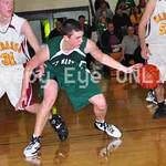 20110128 St. Mary's Boys Basketball