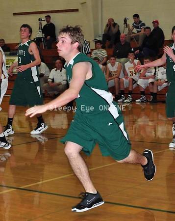20110214 St. Mary's Boys Basketball