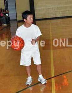 20110218 St. Mary's Elem Boys Basketball