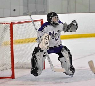 20111113 Peewee Purple Hockey
