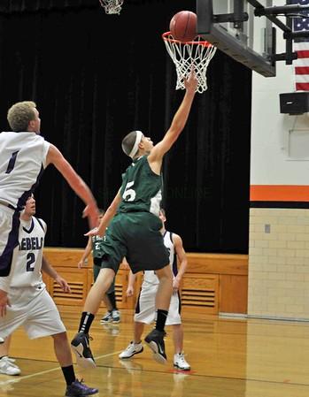 20111202 St. Mary's Boys Basketball