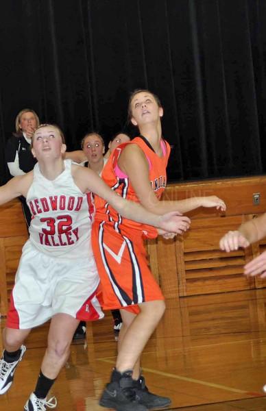 20111205 Sleepy Eye Girls Basketball