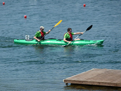 WSG Unity Sports Kayaking Competition