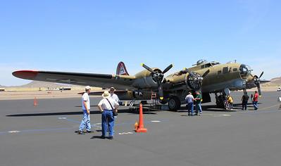 April 21 - World War II Airplanes