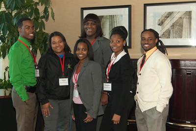 2011- Winter Student leadership Retreat