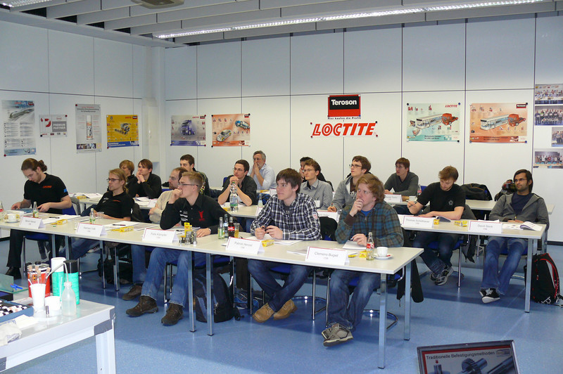FSG11 Workshop Henkel