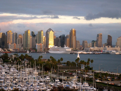 Photo from Trip Ames on the San Diego AC trip.