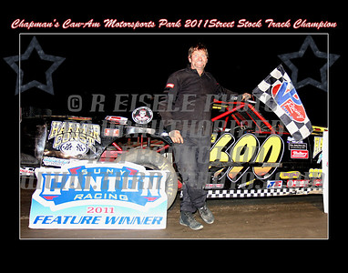 street stock track champ with border and text 11x14