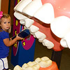 The biggest set of dentures in Lake Charles.