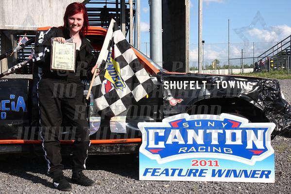 ladies truck win