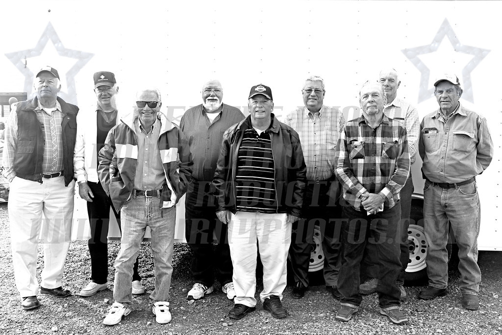 modified drivers group black and white