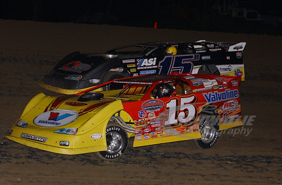 15 Steve Francis and 15b Brian Birkhofer
