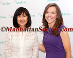 Maya Lin, Allison Rockefeller attend 8th Annual National Audubon Society Women In Conservation Luncheon on Monday, May 23, 2011 at The Plaza Hotel, Fifth Avenue at Central Park South, New York City, NY   PHOTO CREDIT: Copyright ©Manhattan Society.com 2011 by Chris London