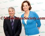 David Yarnold, Sigourney Weaver attend 8th Annual National Audubon Society Women In Conservation Luncheon on Monday, May 23, 2011 at The Plaza Hotel, Fifth Avenue at Central Park South, New York City, NY   PHOTO CREDIT: Copyright ©Manhattan Society.com 2011 by Chris London