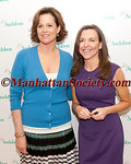 Sigourney Weaver, Allison Whipple Rockefeller attends 8th Annual National Audubon Society Women In Conservation Luncheon on Monday, May 23, 2011 at The Plaza Hotel, Fifth Avenue at Central Park South, New York City, NY   PHOTO CREDIT: Copyright ©Manhattan Society.com 2011 by Chris London