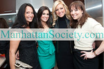 Emma Snowdon-Jones, Kimberly Guilfoyle, Ainsley Earhardt, Sharon Bridbord of SFK attend SALON TEA: A Private Viewing of R.S. DURANT JEWELRY to Benefit SFK: Success For Kids on Tuesday, February 22, 2011 at Manhattan Residence of Salon Tea Founder Tracy Stern, New York City, NY (PHOTO CREDIT: ©Manhattan Society.com 2011)