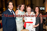 Jacques Azoulay, LuAnn de Lesseps, Henry Buhl, Mary Sliwa