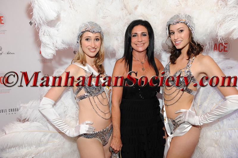 Lauren Wyatt,  Donna Soloway,  Ashley Scott