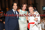 Jacques Azoulay, LuAnn de Lesseps, Henry Buhl