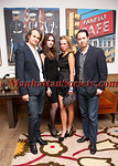 "Bob Sinclair,  Anastasiya Siro, Polina Proshkina, Ricardo Garcia attend  A.C.E. Junior Committee ""First Annual Spring Soiree"": on Friday, April 8, 2011 at the Crosby Street Hotel, 79 Crosby Street, New York City, NY PHOTO CREDIT: Copyright ©Manhattan Society.com 2011 by Christopher London"