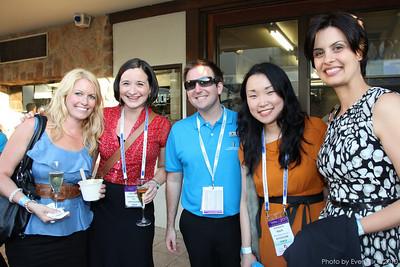 Holly Watson-Stewart (MCEC), David McCarthy (MCVB), Nissa Ni (MCEC), Suzana Bishop (MCEC)