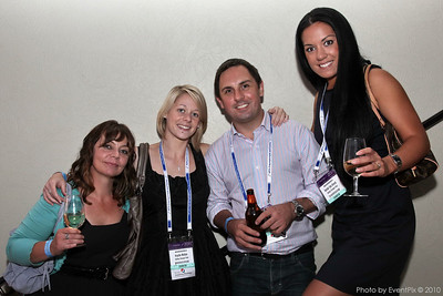 Wendy Frizelle, Krystal Mutton, Jimmy Busteed and Karlah Van Arend (Sysney Olympic Park)