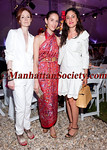 "Stephanie La Cava, Dalia Oberlander, Arden Wohl attend  ""Voluptuous Panic"", The 18th Annual Watermill Center Summer Benefit Gala on Saturday, July 30, 2011 at The Watermill Center, 39 Watermill Towd Road, Water Mill, New York  PHOTO CREDIT: ©Manhattan Society.com 2011"
