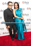 Naeem Khan and his wife, Ranjana Khan attend ASIA SOCIETY Celebration of Asia Week Benefit on Monday, March 21, 2011 at 583 Park Avenue, East 63rd Street, New York City, NY. PHOTO CREDIT: Copyright ©Manhattan Society.com 2011 by Christopher London