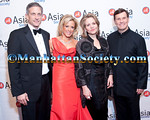 Timothy Jessell, Stephanie Foster, Renee Fleming, John Foster attend ASIA SOCIETY Celebration of Asia Week Benefit on Monday, March 21, 2011 at 583 Park Avenue, East 63rd Street, New York City, NY. PHOTO CREDIT: Copyright ©Manhattan Society.com 2011 by Christopher London