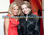 Stephanie Foster, Renee Fleming ASIA SOCIETY Celebration of Asia Week Benefit on Monday, March 21, 2011 at 583 Park Avenue, East 63rd Street, New York City, NY. PHOTO CREDIT: Copyright ©Manhattan Society.com 2011 by Christopher London