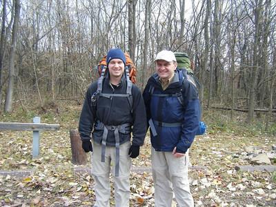 Appaclachian Trail Hiking Nov 11-12