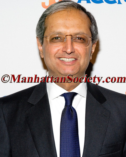 Honoree Vikram Pandit