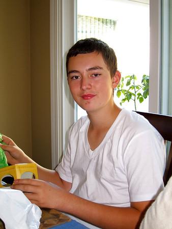 Adam's 14th Birthday