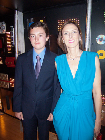 Adam's 8th Grade Dinner Dance